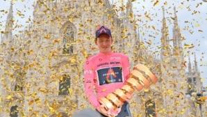 Тею Гейгън Харт спечели Обиколката на Италия