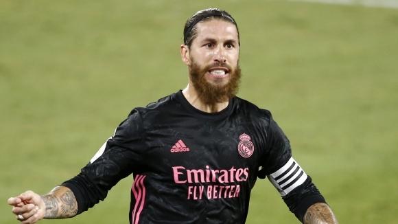 Реал Мадрид предлага на Рамос да остане още една...