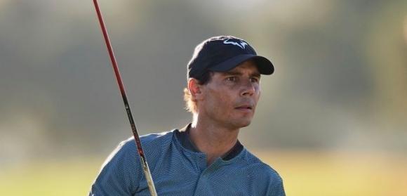 Надал смени тениса с голф