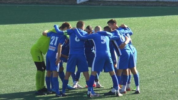 Левски (U16) елиминира Лудогорец за Купата на БФС