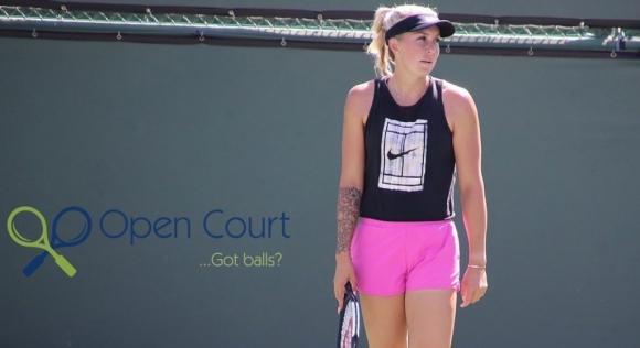 Американска тенисистка