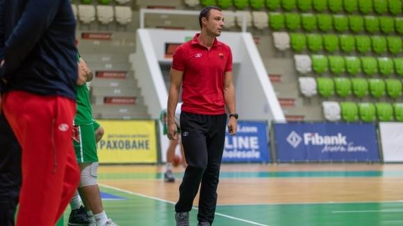 Васил Христов няма да вземе участие в треньорския семинар