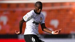 Атлетико Мадрид набеляза Кондогбия