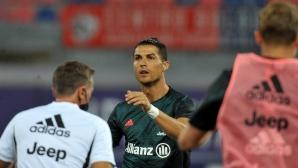 Направиха пореден тест на Роналдо, неяснота около евентуалното му участие срещу Барса