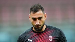 Коронавирусът удари Милан часове преди двубоя с Рома