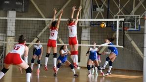 Ясни първите шест финалисти при прекадетките U16