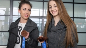 Калейн и Тасева ще представляват България на Европейското