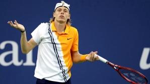 Шаповалов и Нишикори отказаха участие в Париж, остават под въпрос за Sofia Open