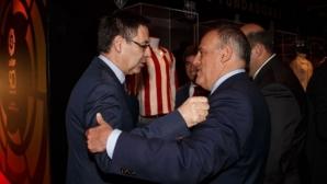 Шефът на Ла Лига: Бартомеу потвърди своето невежество за футболната индустрия