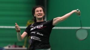 Линда Зечири се класира за втория кръг в Саарбрюкен