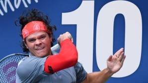 Звездите на Sofia Open 2020: Милош Раонич – инат и отдаденост по пътя към върха