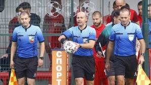 Георги Иванов с наряд за дербито във Втора лига