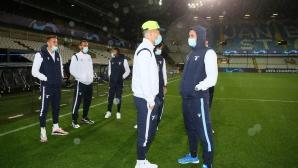 От Лацио изразиха съмнения за тестовете на УЕФА