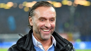 ЦСКА-София преговаря с десетката на Германия от Евро'92