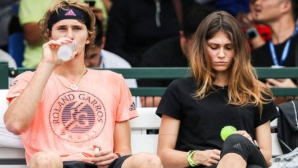 Бивша на Зверев с тежко обвинение към тенис звездата