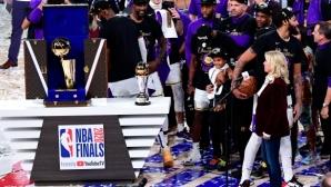 НБА отбеляза 10-процентов спад на приходите