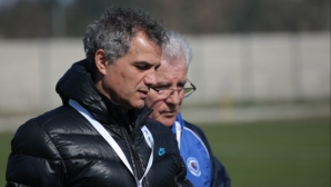 Малинов: Загубихме, защото сме много млад отбор (видео)