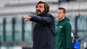 Пирло разкри дали Роналдо ще стартира срещу Специя
