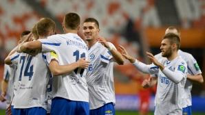 Драматична победа нареди Динамо плътно зад лидерите (видео)