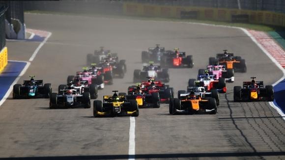 Промениха форматите на Формула 2 и Формула 3 за 2021...