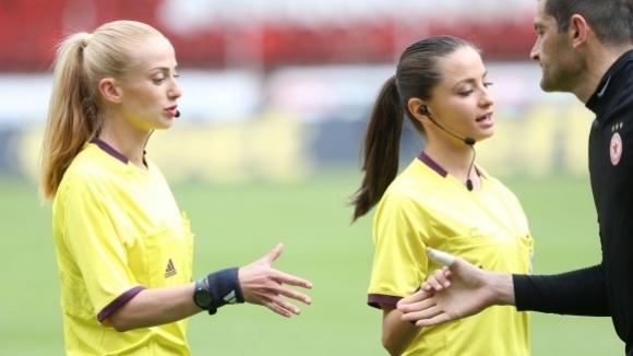 Повериха ЦСКА-София на красива дама