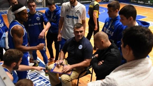 Васил Евтимов: Когато направиш хубав мач срещу шампиона, се получава отпускане