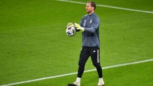 Бауман беше изваден от националния отбор на Германия