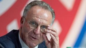 Румениге критикува клубовете, предложили нова схема за парите от тв права