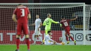 Армения триумфира на футболния терен в ключов момент