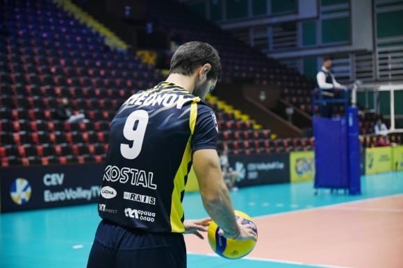 Мартин Симеонов: Победата бе очаквана, леко подценихме съперника (видео)