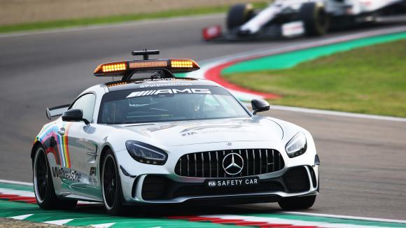 Формула 1 с нов доставчик на автомобил за сигурност от 2021 година