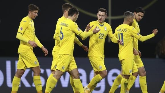 Украинците отлетяха за дома, мач с Швейцария няма да има