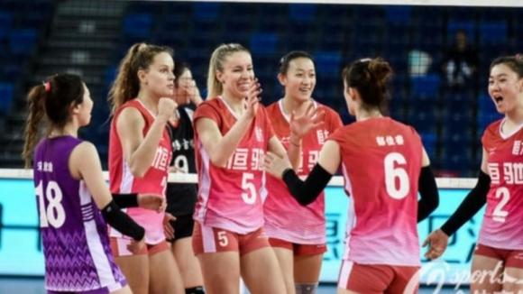 Добриана Рабаджиева и Гуанджоу с победа №5 в Китай