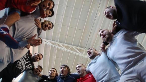 Борците вече се готвят за Световната купа в Белград