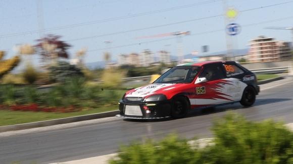 Иван Влъчков е шампион след отмяната на Писта Бургас