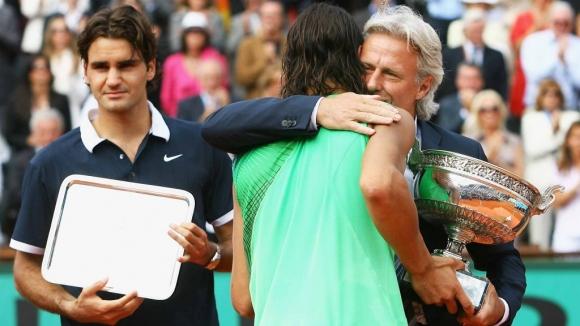Роджър Федерер: Надал и Борг са най-великите тийнейджъри в историята