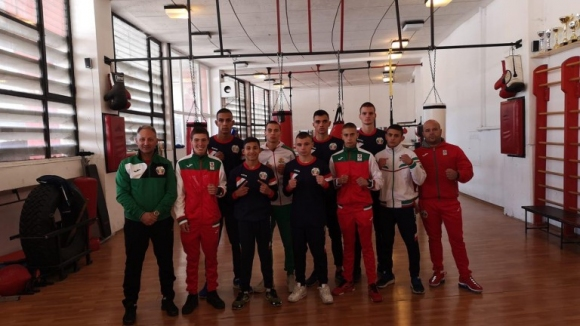 Шакир Стоянов остана с бронз на Европейското първенство по бокс за юноши
