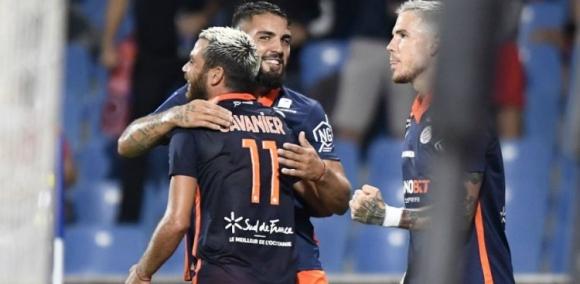 Монпелие се придвижи втори след трилър със 7 гола