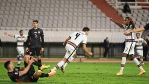 Вратар подари победата на Португалия над Хърватия (видео)