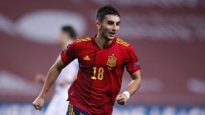 Всеки мечтае за хеттрик в националния тим, коментира Феран Торес