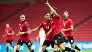 Албания надви Беларус в зрелищен мач и се изкачи в дивизия В (видео)