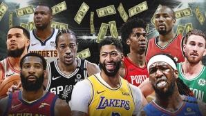 Лудата надпревара за свободните агенти в НБА продължава (сделките до момента)
