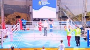 Красимир Джуров е финалист на Европейското по бокс за юноши