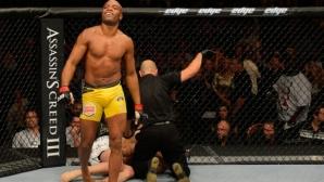 UFC се разделиха с легендата Андерсон Силва