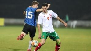 Лъчезар Котев: Готов съм да играя за националния отбор