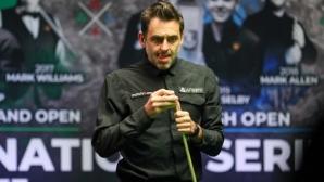 Рони О'Съливан е на финал в Откритото първенство на Северна Ирландия