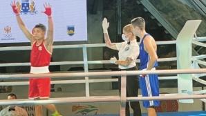 Радослав Росенов донесе второ злато за България на Европейското първенство по бокс за юноши