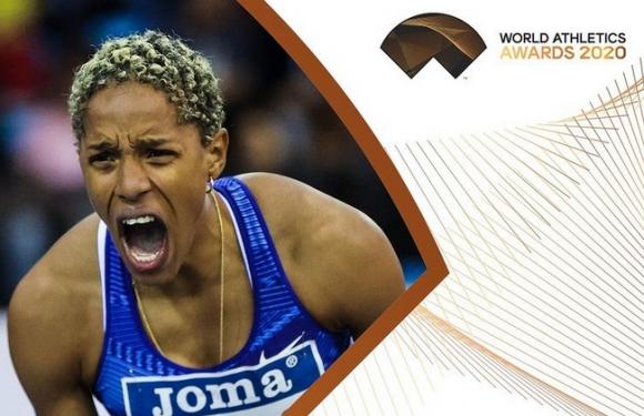 Обявиха петте финалистки за Атлетка №1 в света за 2020 г.