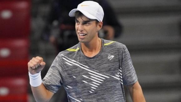 Адриан Андреев e четвъртфиналист в Гърция след драматична победа над №4 в схемата
