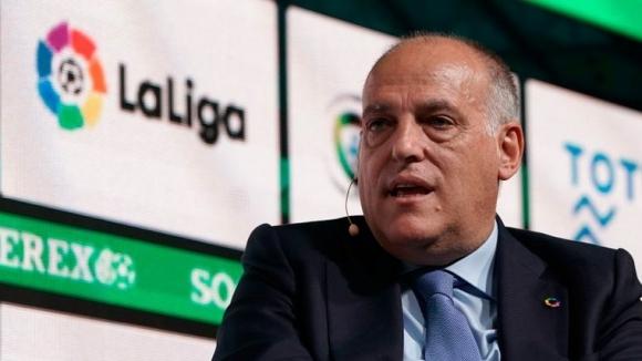 Президентът на Ла Лига: Суперлигата на Европа ще се...